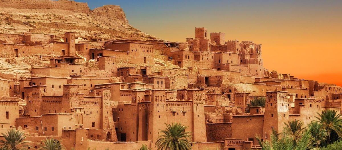 Μαρόκο παλιά πόλη