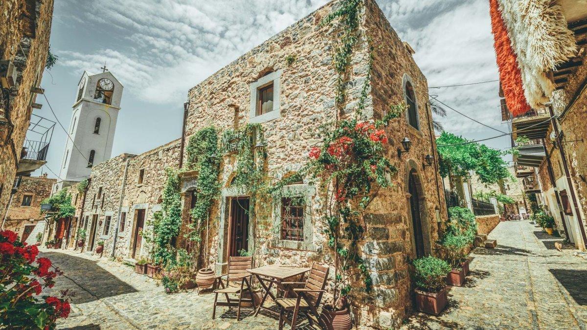 Χίος: Μαστιχοχώρια και μεσαιωνική αρχιτεκτονική