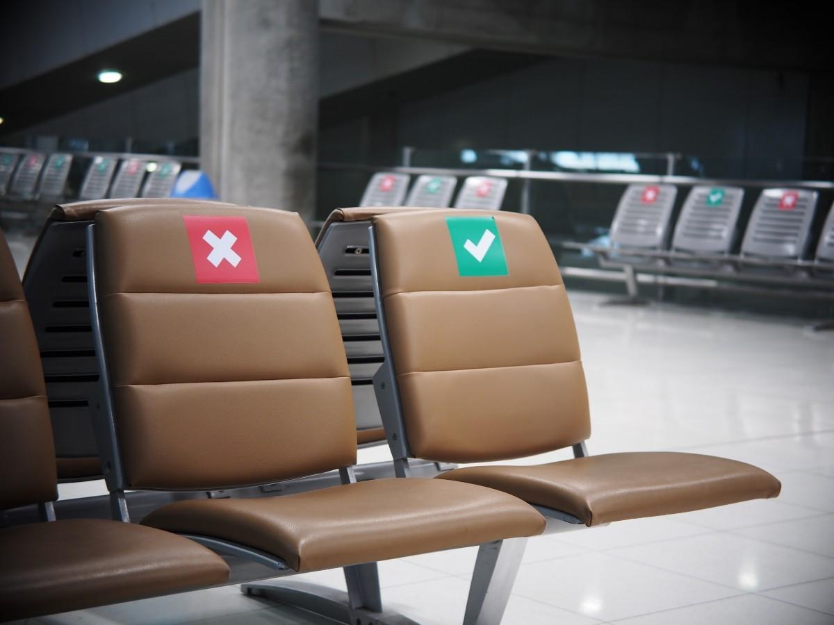 Μέτρα προστασίας στο αεροδρόμιο