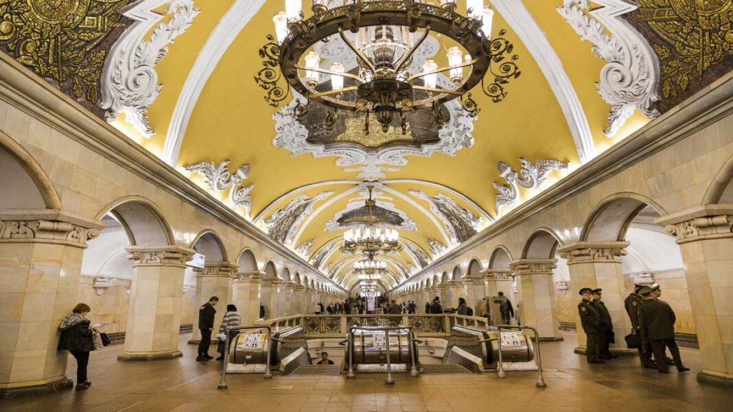 Το μετρό της Μόσχας είναι το πιο όμορφο του κόσμου
