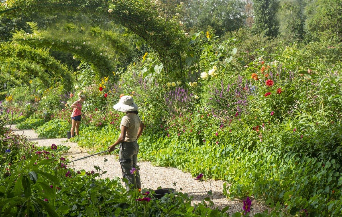 Κήπος του Monet, Giverny, Γαλλία