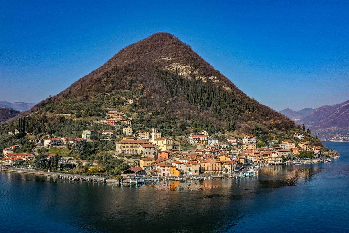 Monte Isola Ιταλία