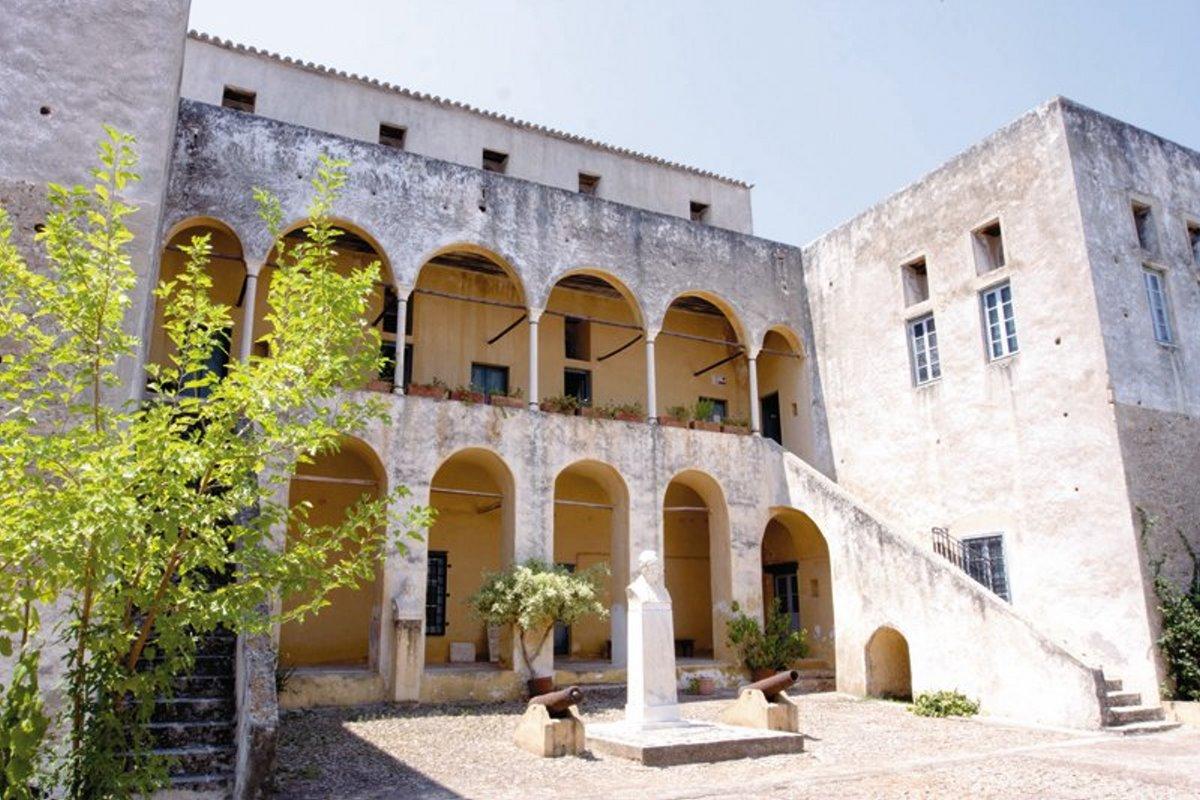 Αρχοντικό Χατζηγιάννη Μέξη (μουσείο Σπετσών)