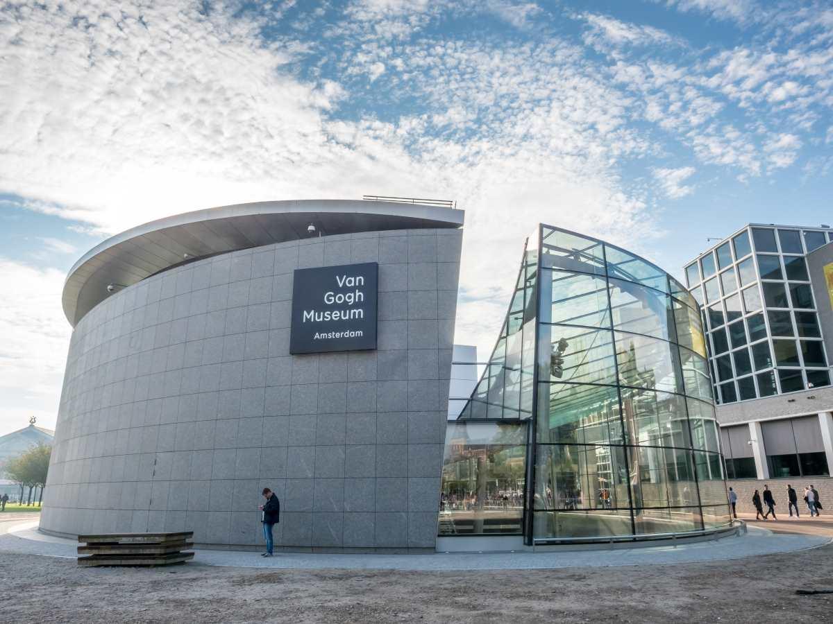 Το Μουσείο Βαν Γκογκ