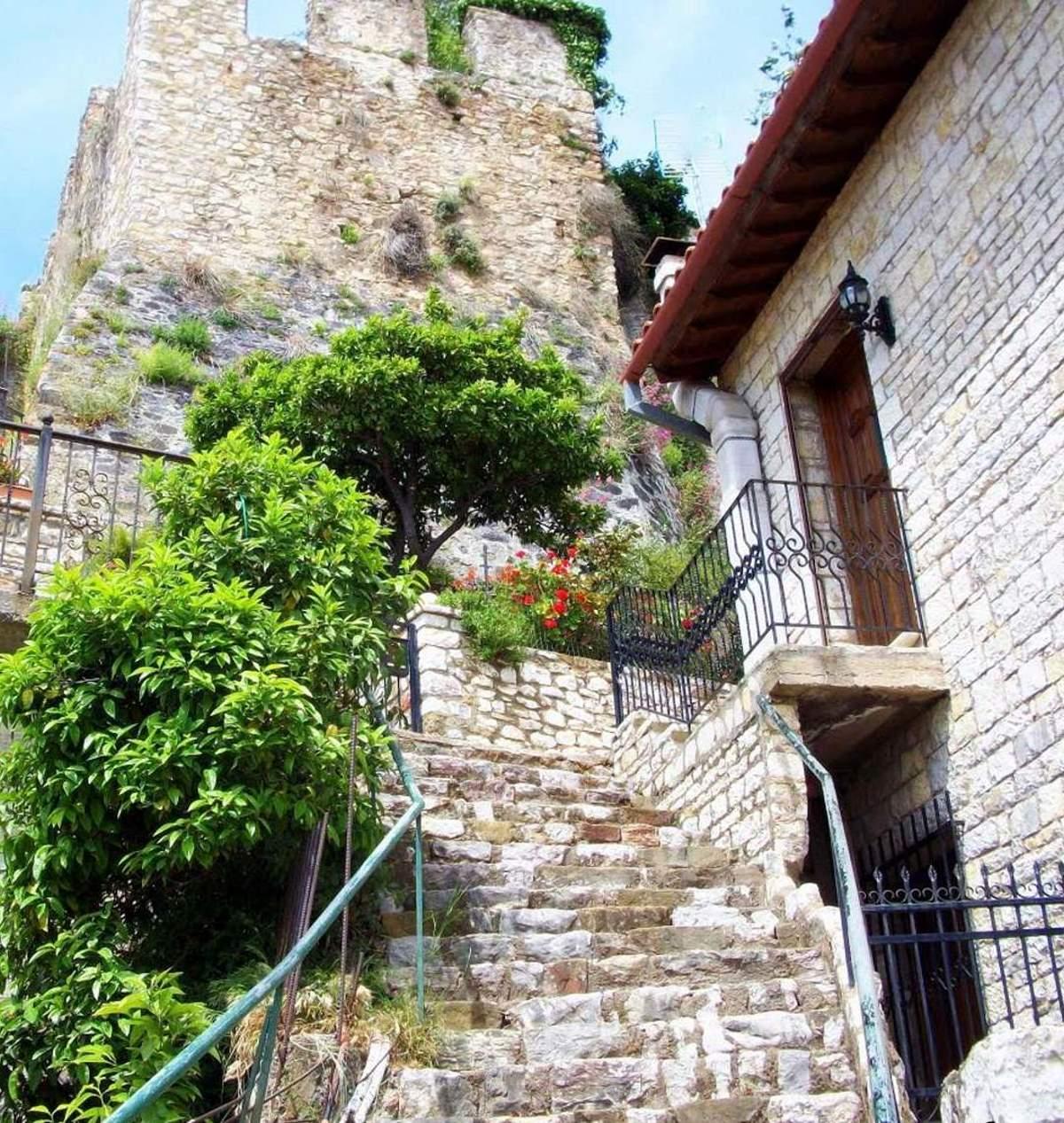 Παλιά Πόλη Ναύπακτος