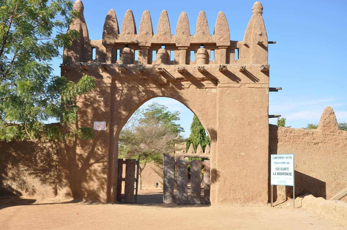 Παλιά πόλη Djenné, Mάλι