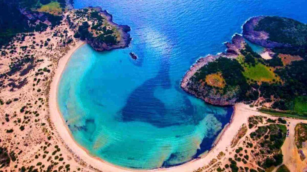 Όμορφες παραλίες Ελλάδα