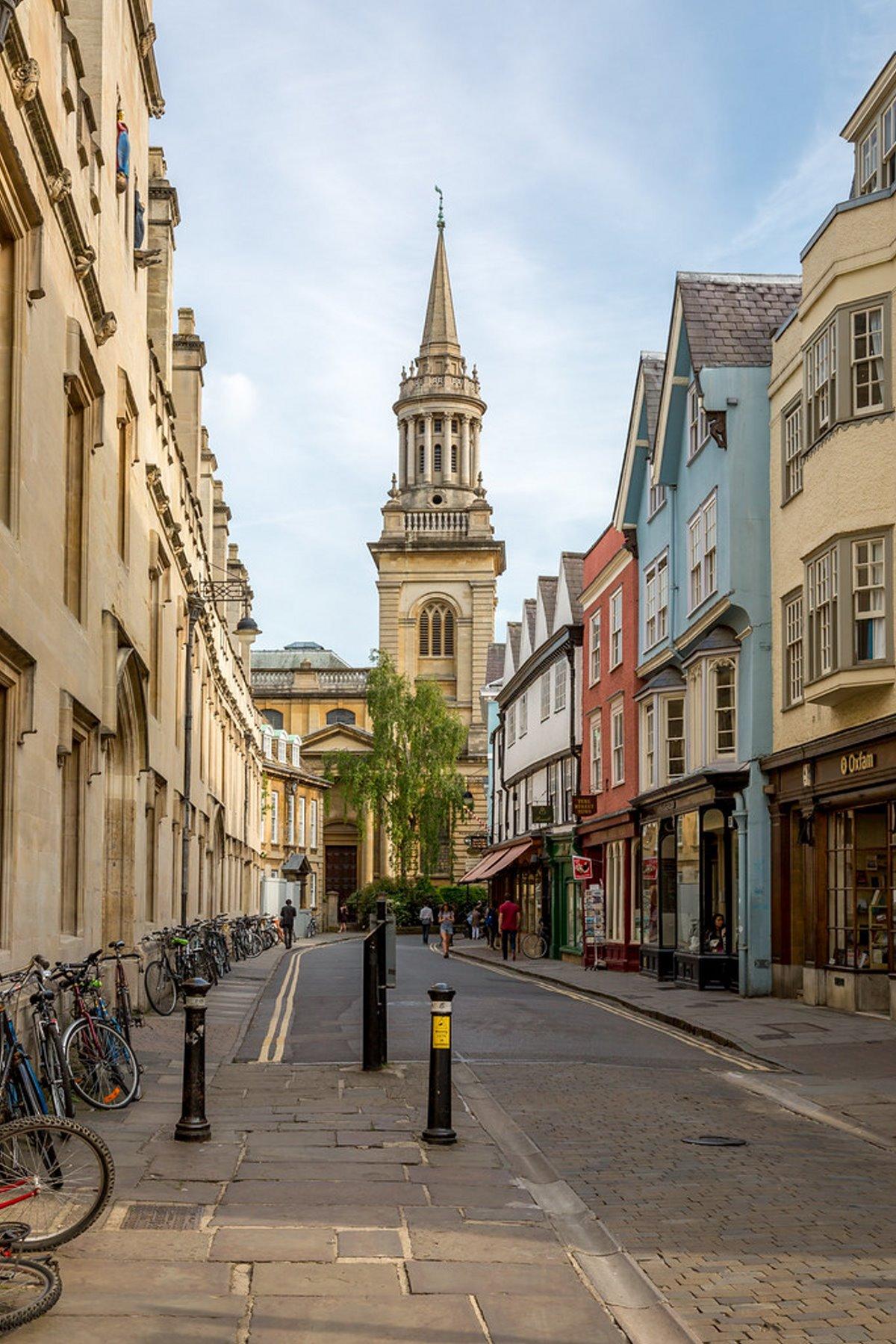 Οξφόρδη, Αγγλία