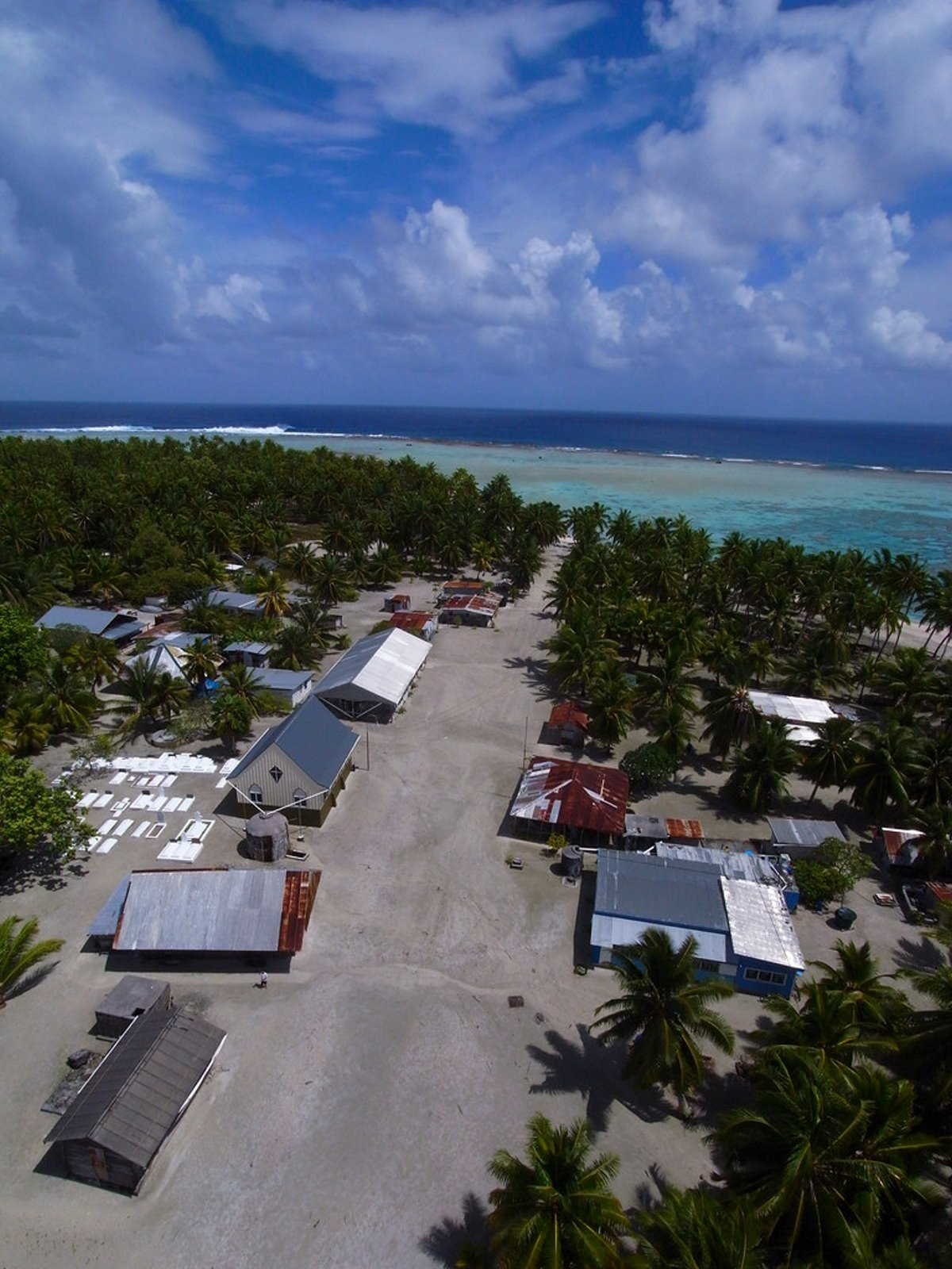 Πάλμερστον, Νήσοι Κουκ