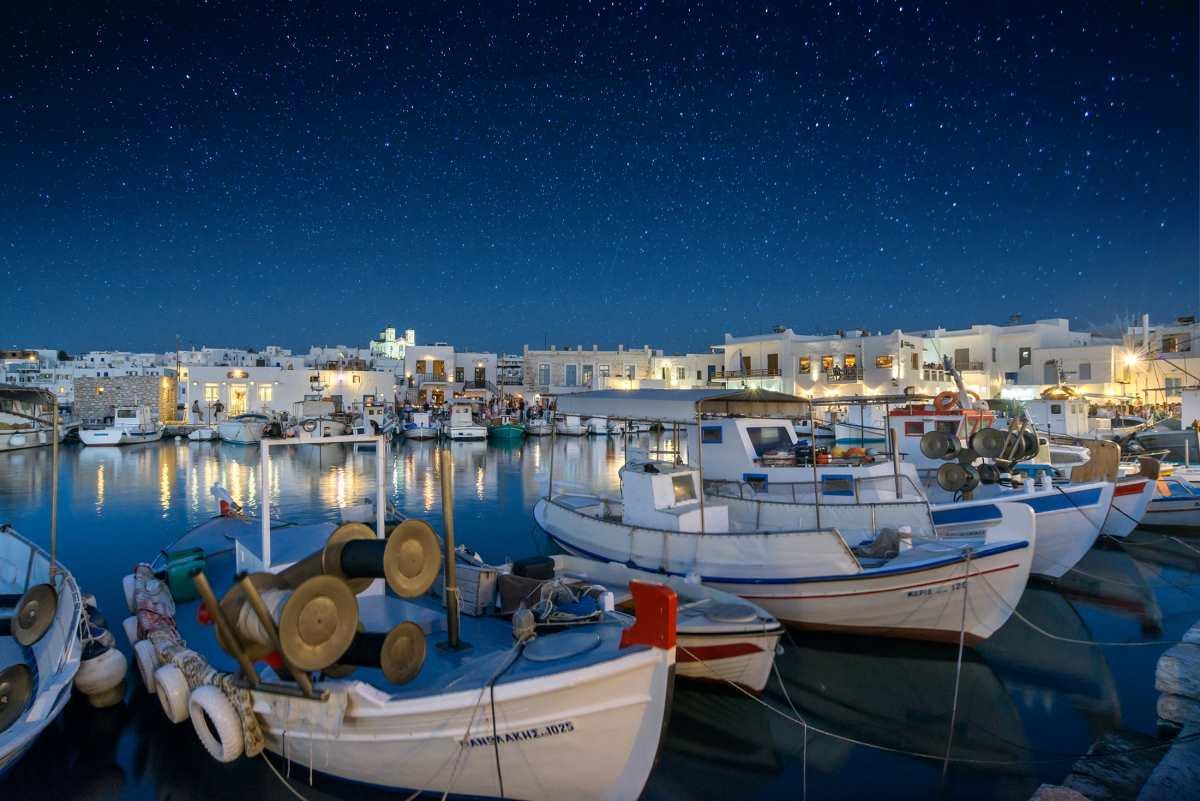 Μικρό λιμάνι, Πάρος WorldvibesbyEleanna