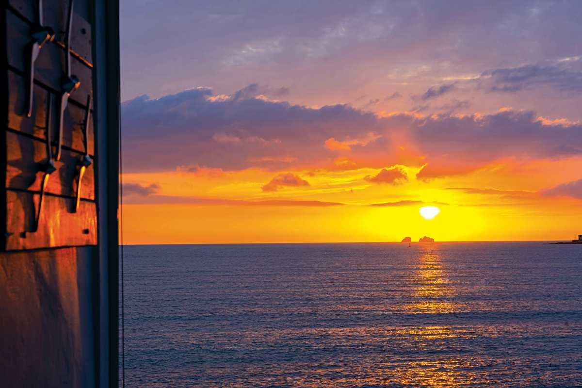 Πάρος WorldvibesbyEleanna ηλιοβασίλεμα