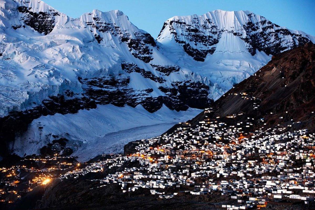 La Rinconada, Περού
