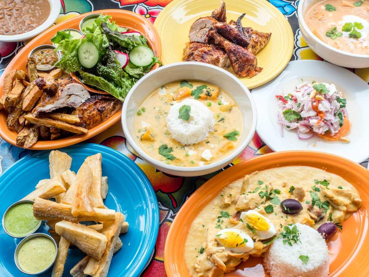 περουβιανή κουζίνα