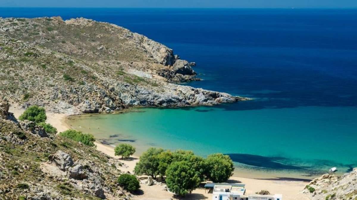 Ψιλή Άμμος, Πάτμος, Ελλάδα