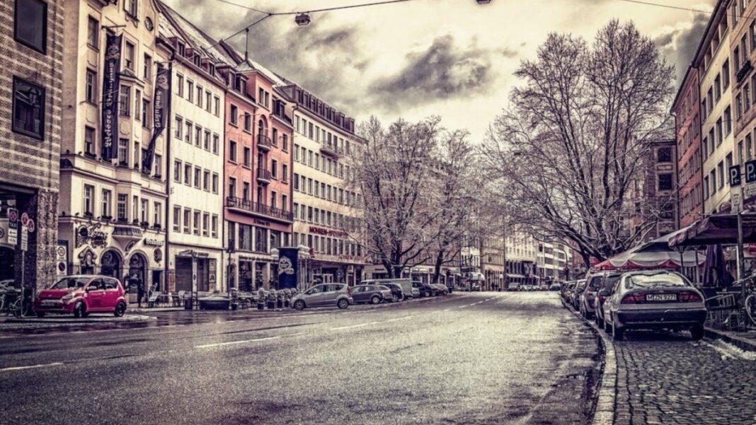 Βροχερές πόλεις Ευρώπη