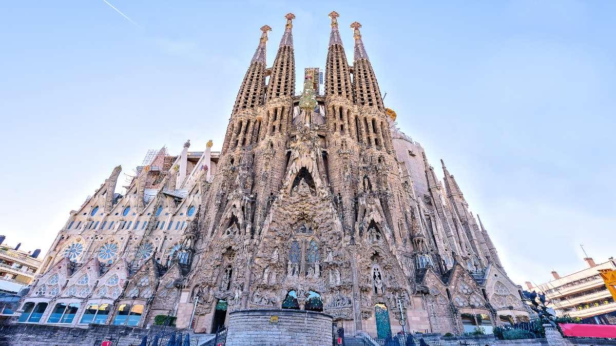 Sagrada Familia, Βαρκελώνη