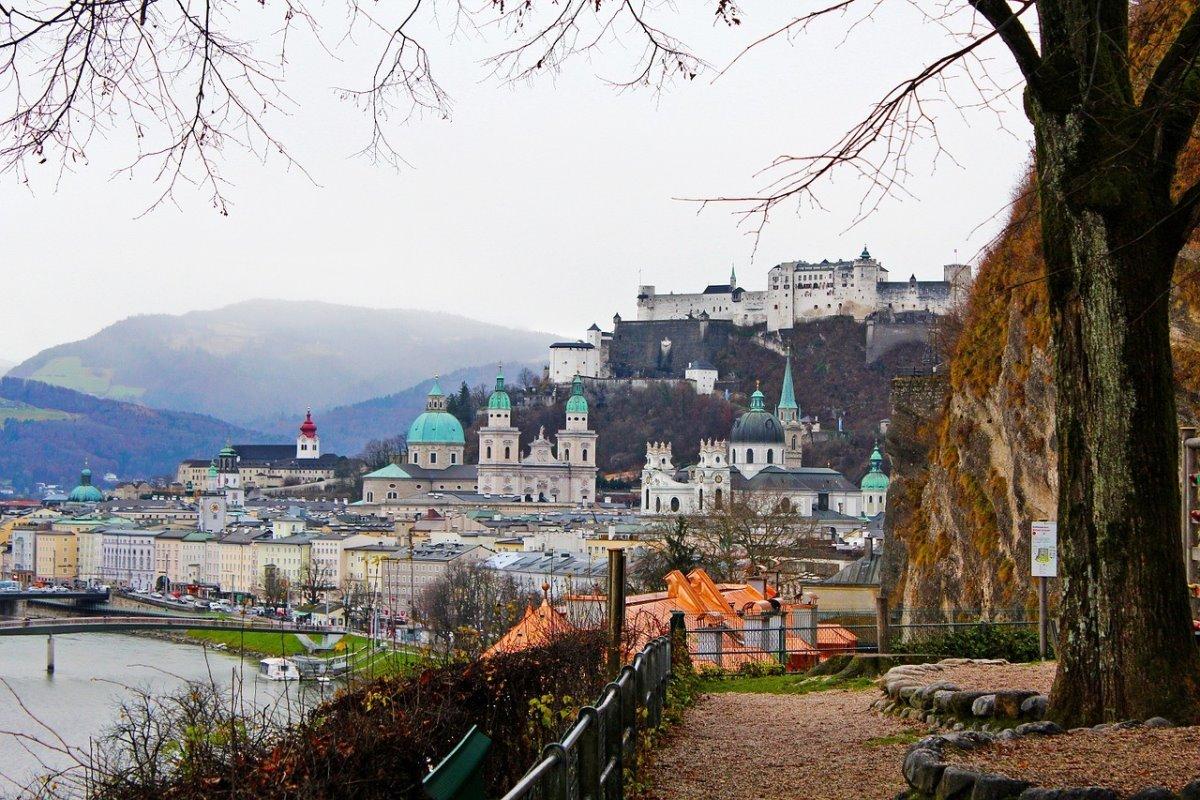 Σάλτσμπουργκ, Αυστρία