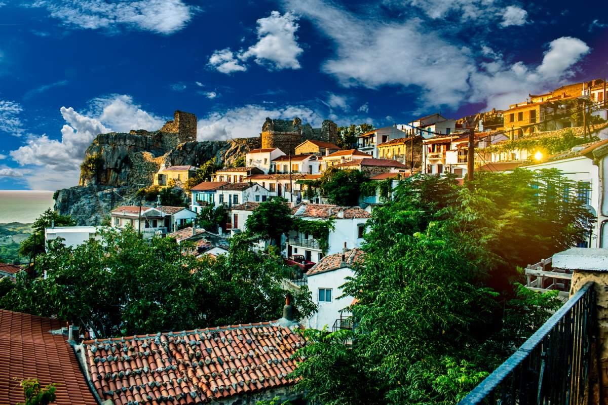 Σαμοθράκη, Ελλάδα