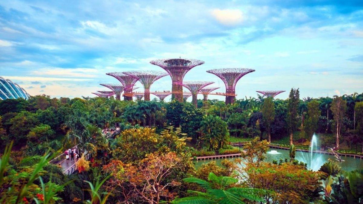 Κήποι Σιγκαπούρη