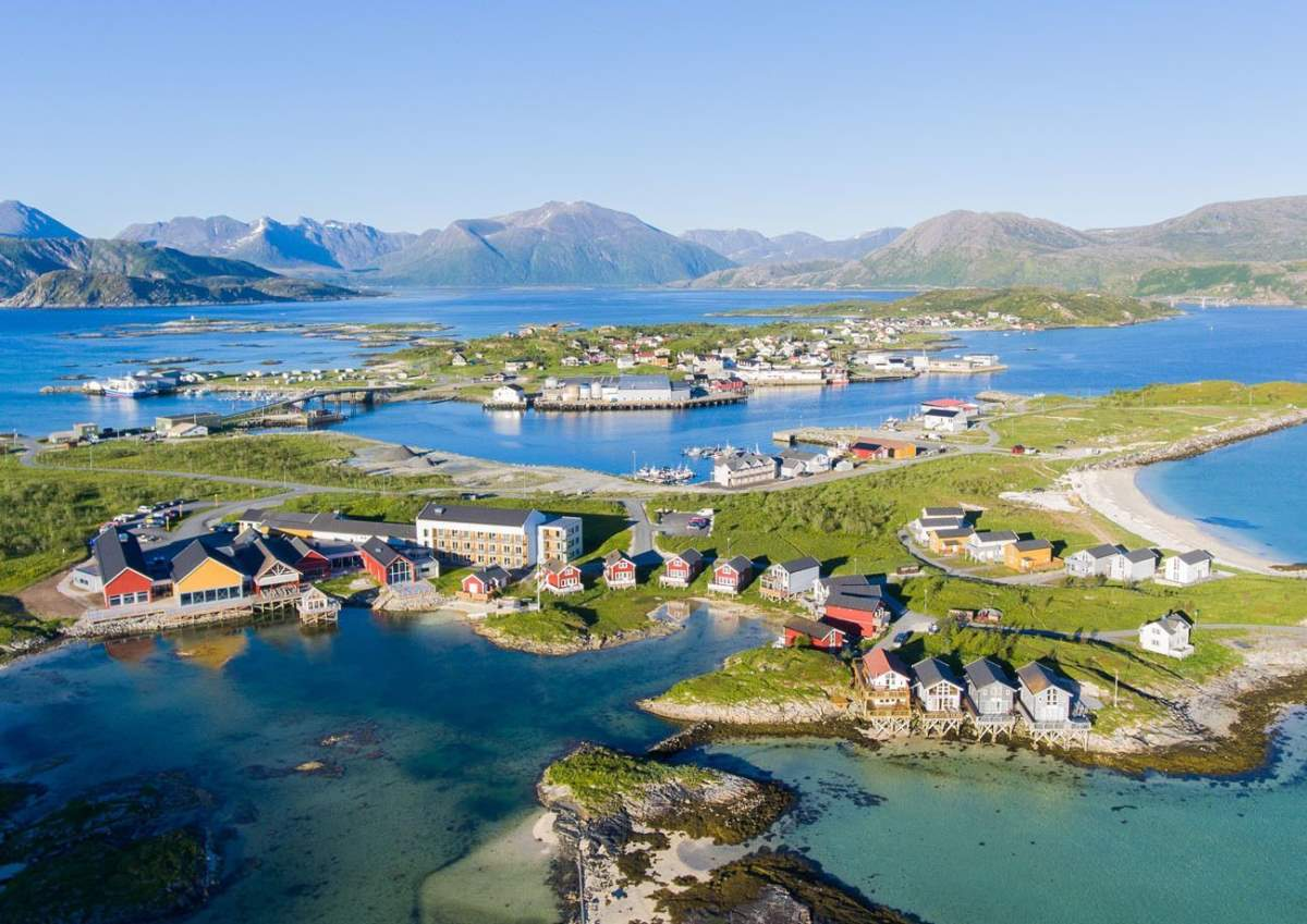 Sommarøy, Νορβηγία
