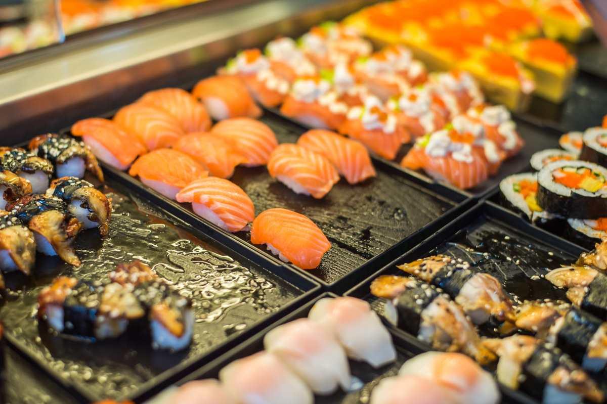 Ιαπωνία sushi