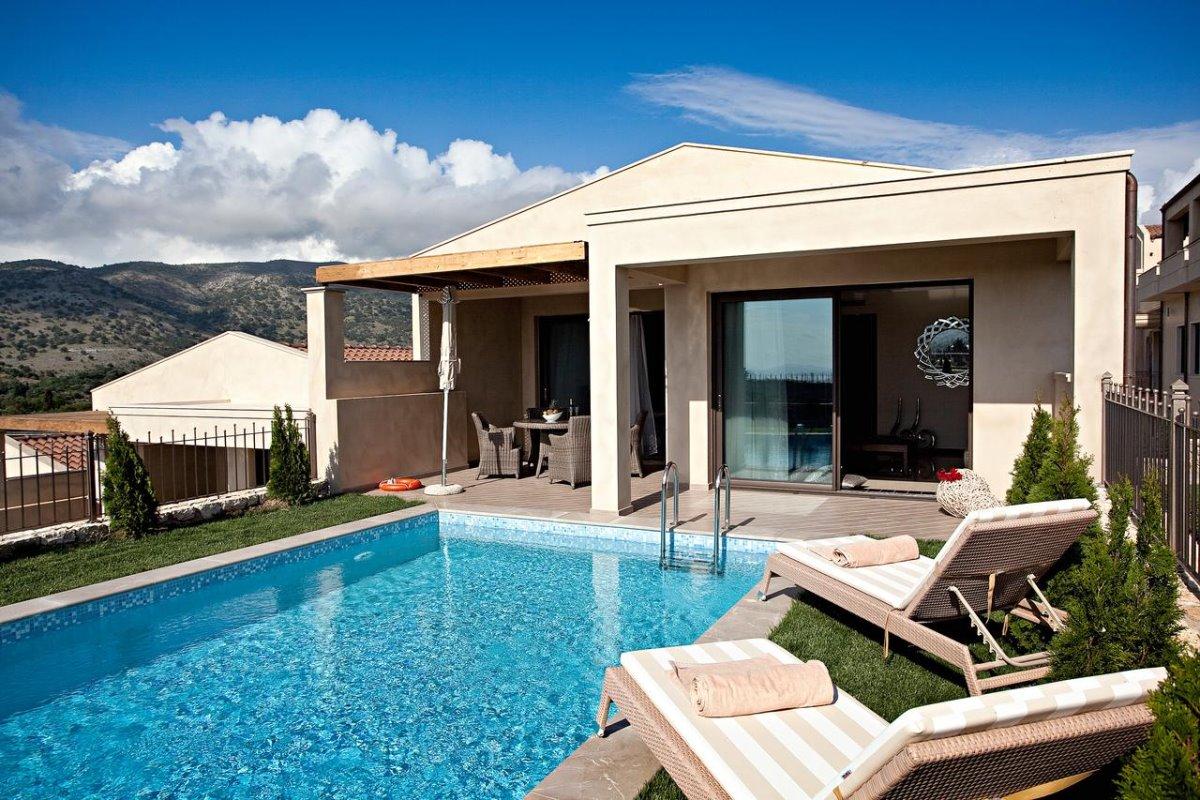 Sivota Diamond Spa Resort, Σύβοτα