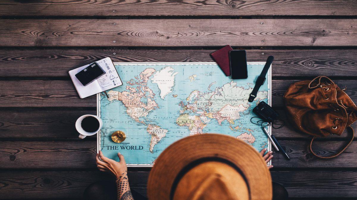 tips για ταξίδια εκτός Ευρώπης