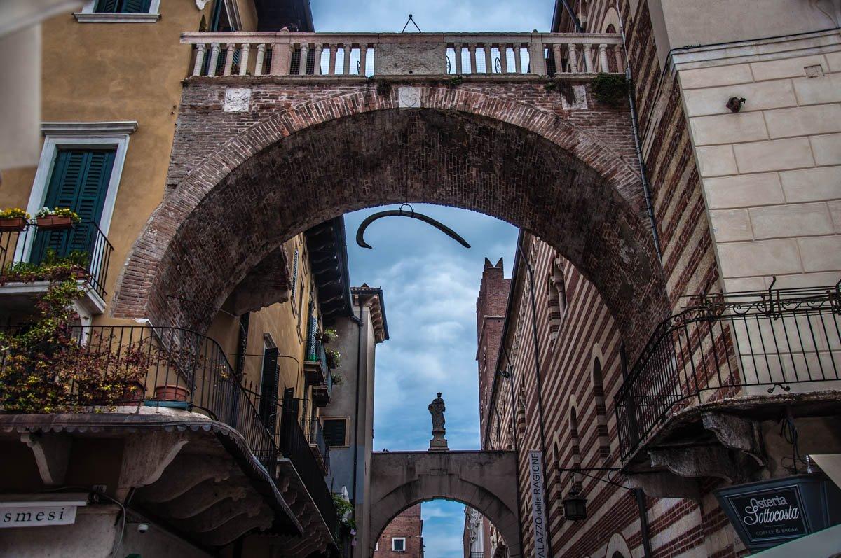 Βερόνα Arco della Costa