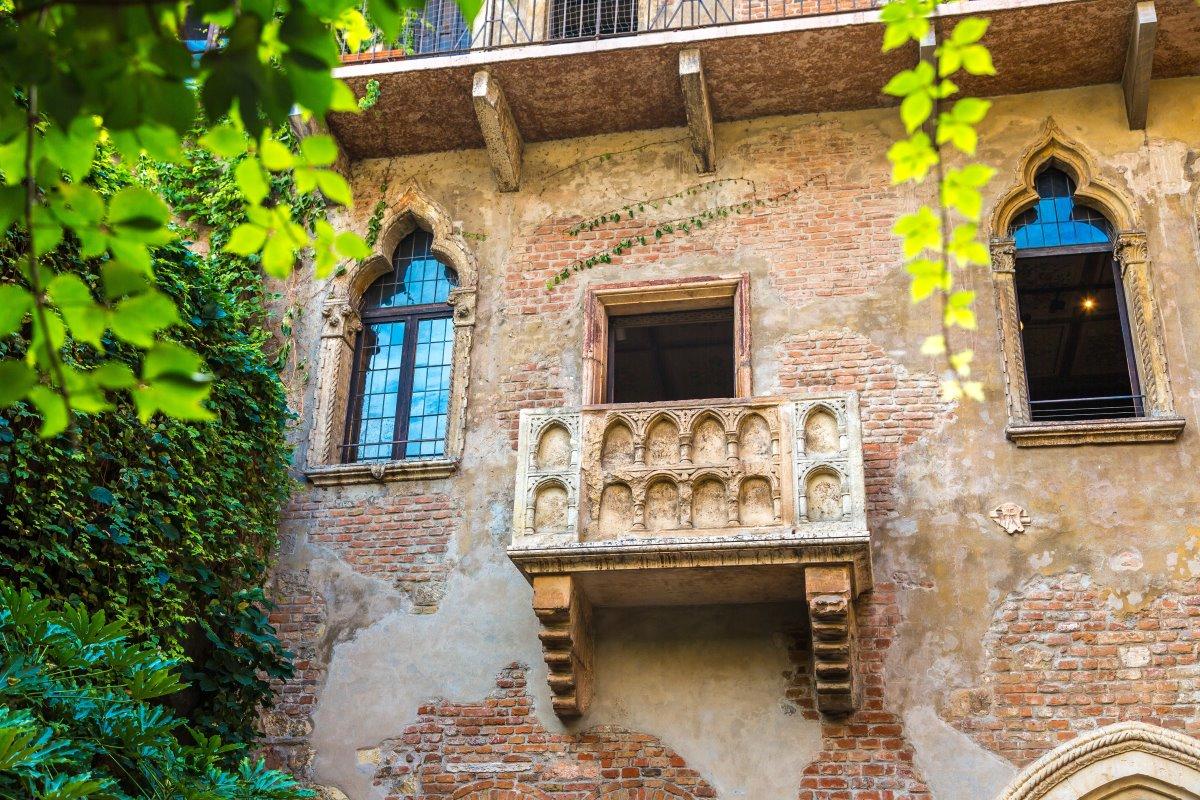 Σπίτι Ιουλιέτας Βερόνα