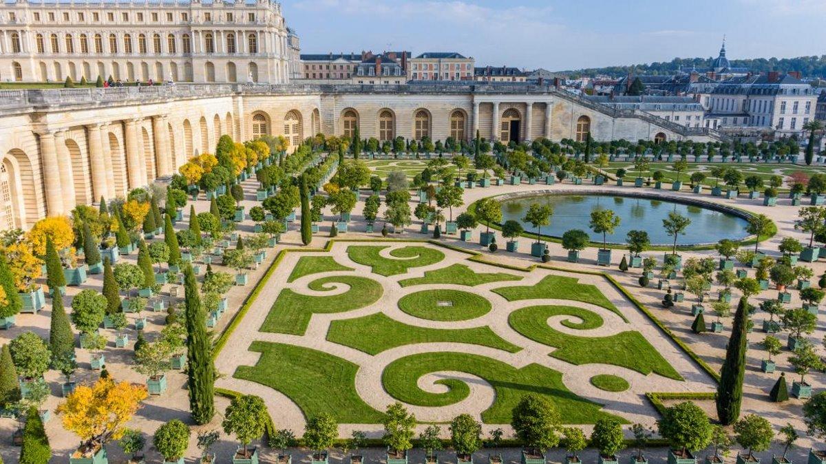 Κάστρο των Βερσαλλιών, Παρίσι, Γαλλία