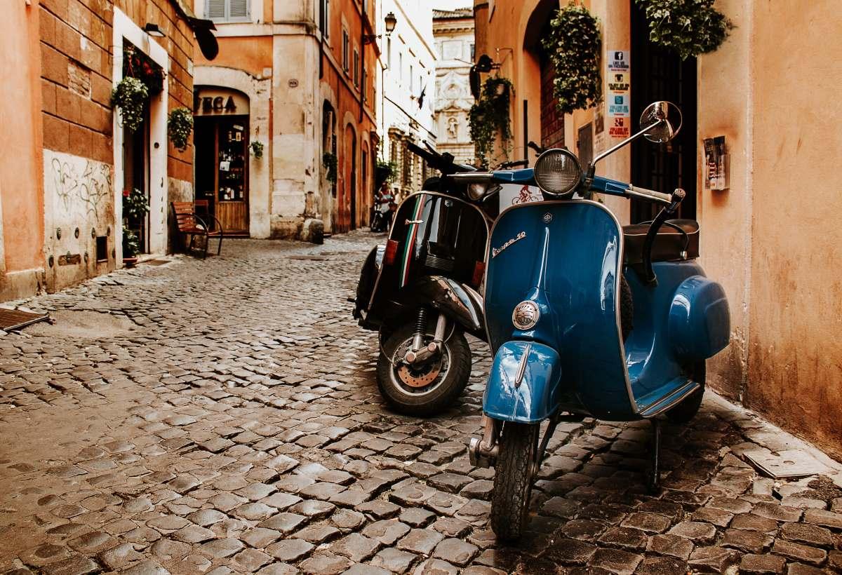 χαρακτηριστική εικόνα στην Ιταλία