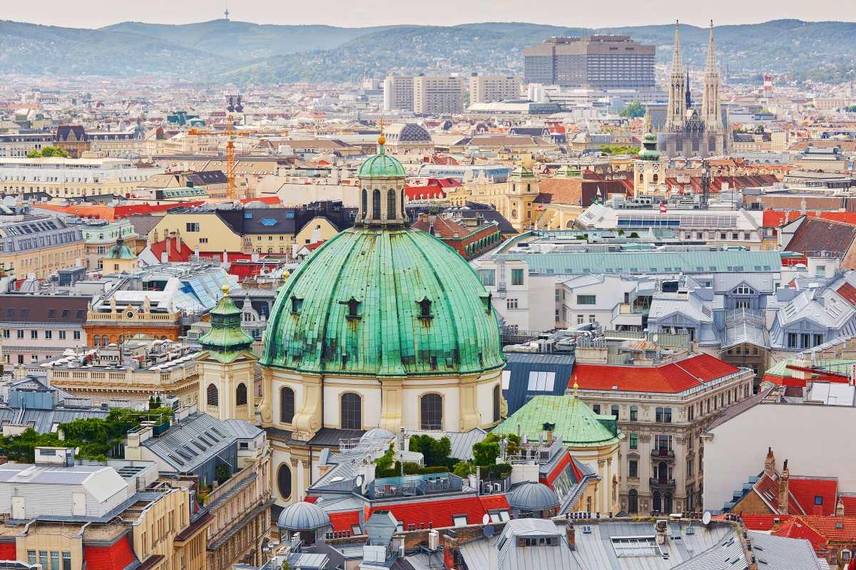 Βιέννη, Αυστρία