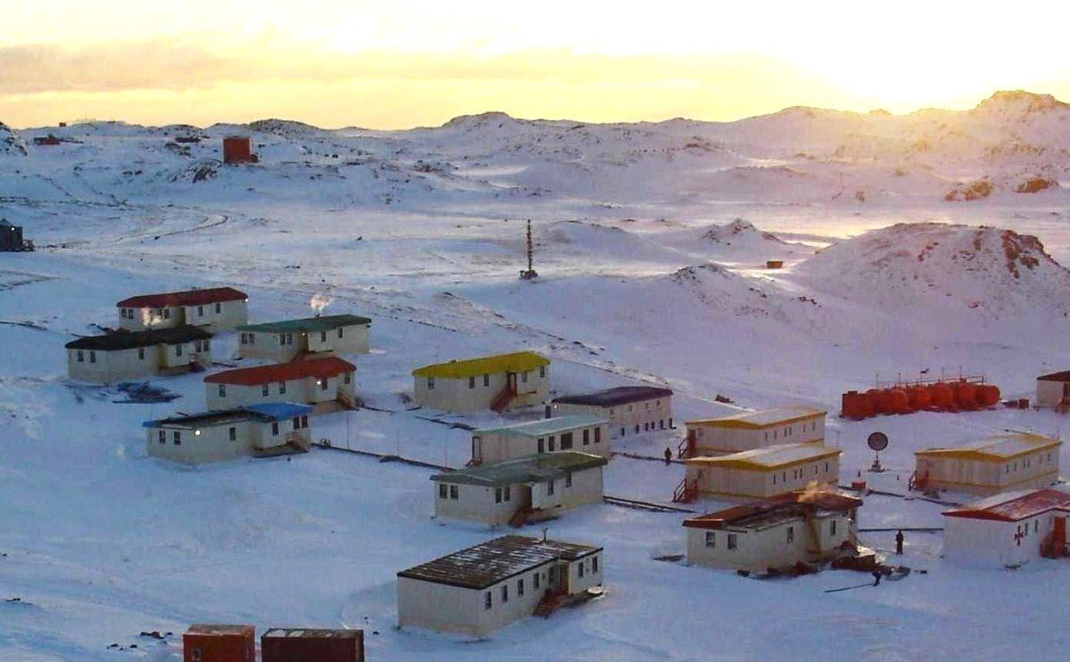 Villa Las Estrellas, Ανταρκτική