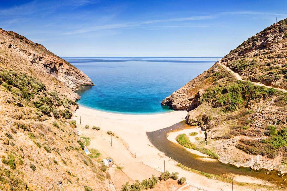 Παραλία Άγιος Δημήτριος, Εύβοια