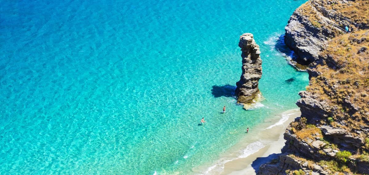 Άνδρος-παραλία
