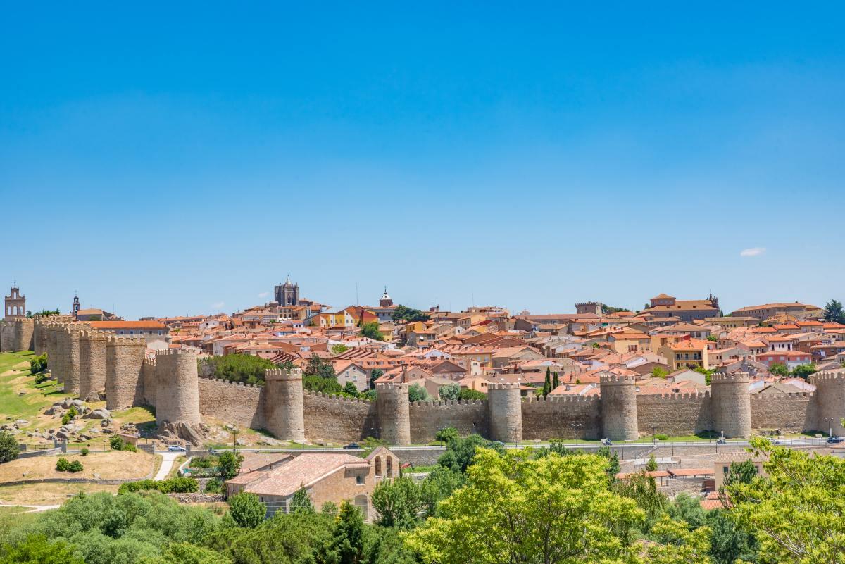 Ávila, Castile-León