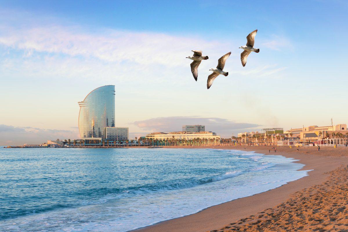 Βαρκελώνη, παραθαλάσσια ζώνη