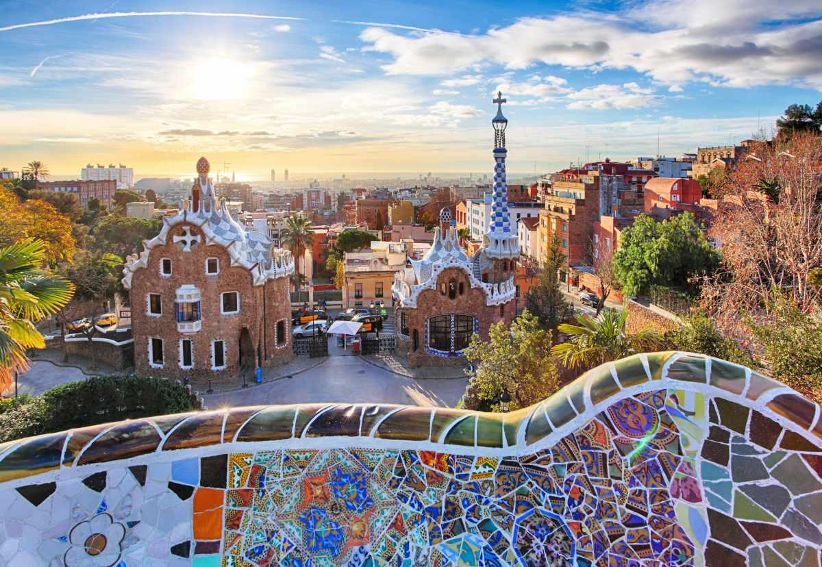 Βαρκελώνη, Park Guell