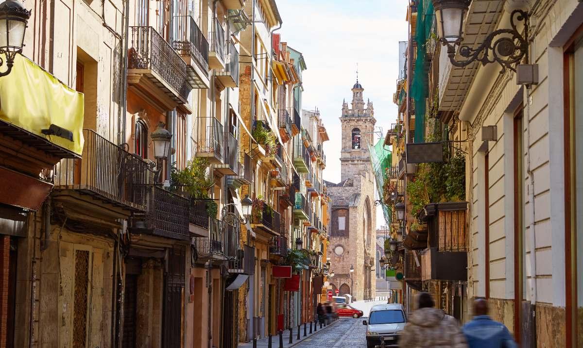γειτονιά Barrio Del Carmen, Βαλένθια