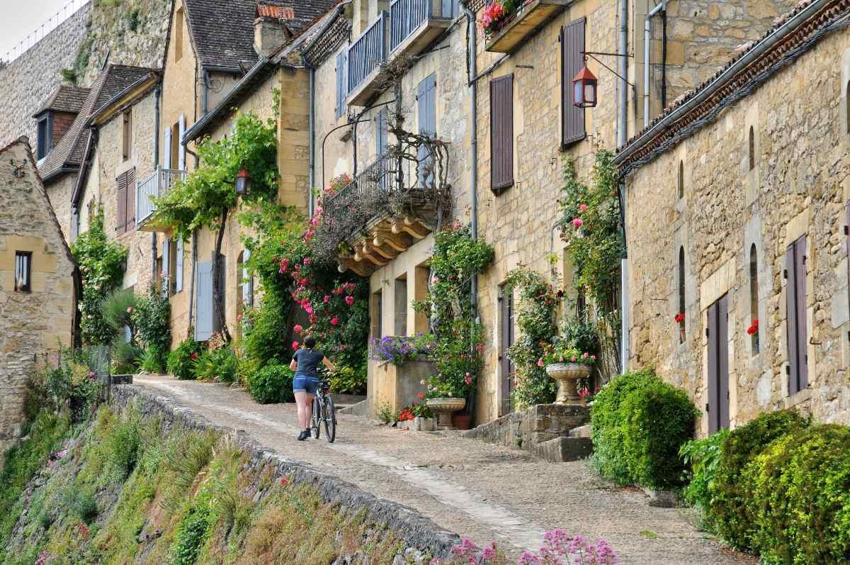 Beynac Γαλλία