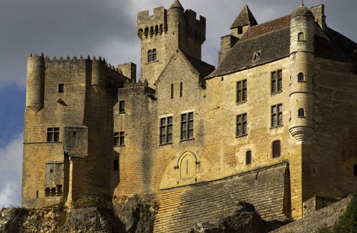 Beynac Γαλλία κάστρο