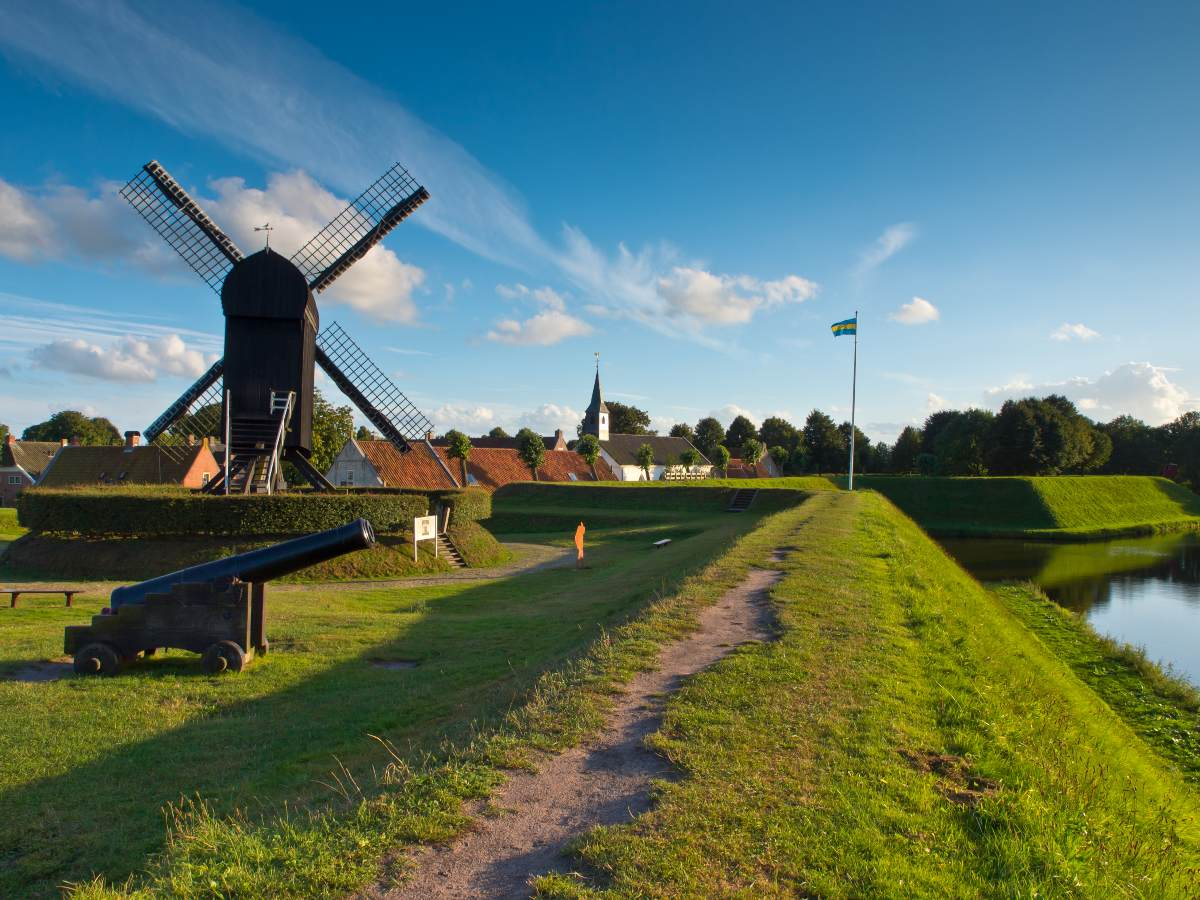 Bourtange Ολλανδία εξοχή