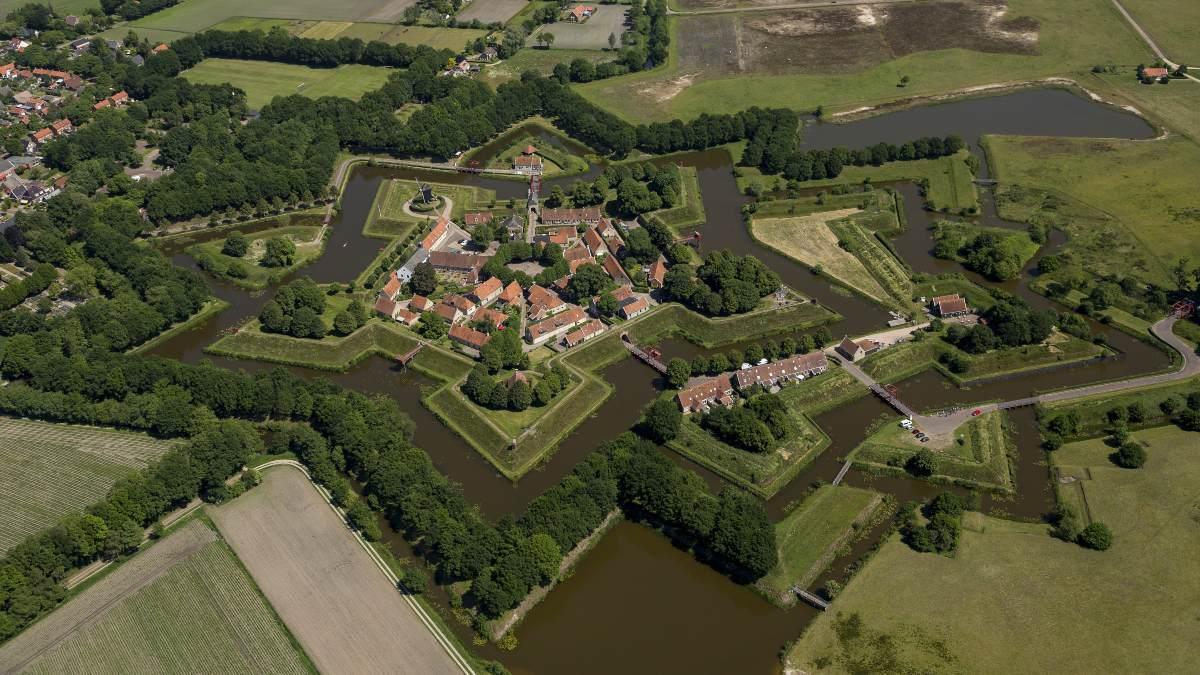 Bourtange Ολλανδία