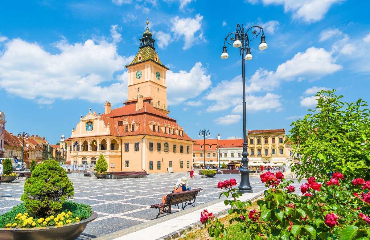 Council Square, Μπρασόβ