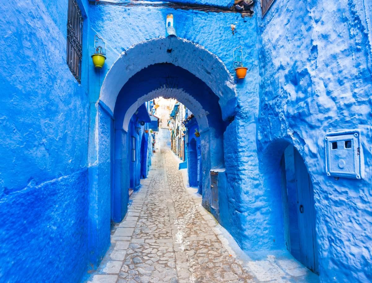 Chefchaouen Μαρόκο