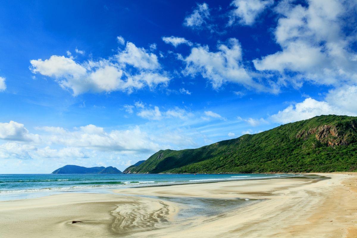 Dong beach, Con Dao siland, Ba Ria Vung Tau, Βιετνάμ