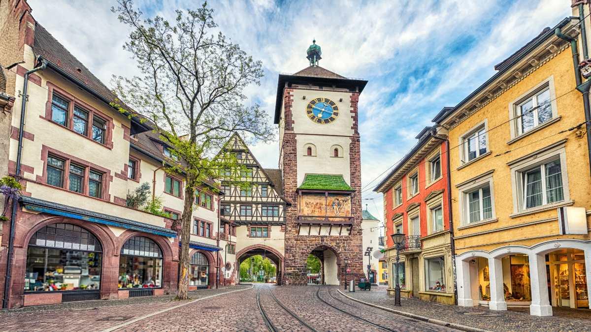 Φράιμπουργκ (Freiburg)