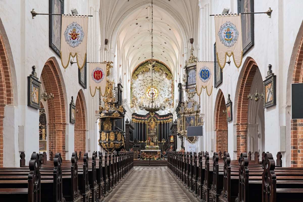 Καθεδρικός Ναός της Ολίβα (Oliwa), Gdansk