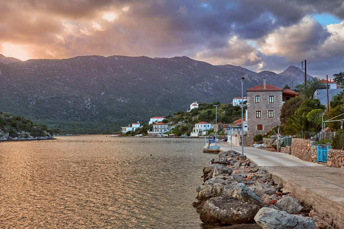 Γέρακας Λακωνία, Πελοπόννησος
