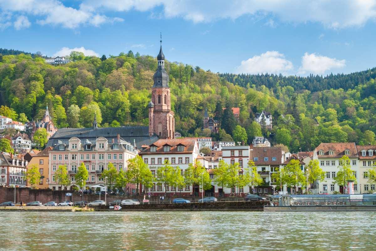 Χαϊδελβέργη (Heidelberg) Γερμανία